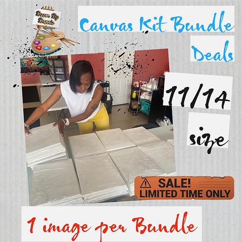 11/14 Canvas kit Bundle