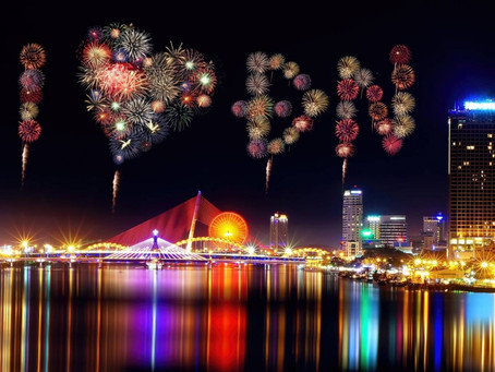 TOP DANANG HOTELS HAVING THE MOST OUSTANDING TET DECORATIONS
