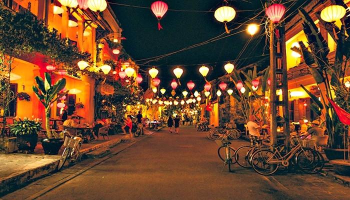 Những sự kiện vui chơi nhân dịp Trung Thu tại Đà Nẵng, Hội An