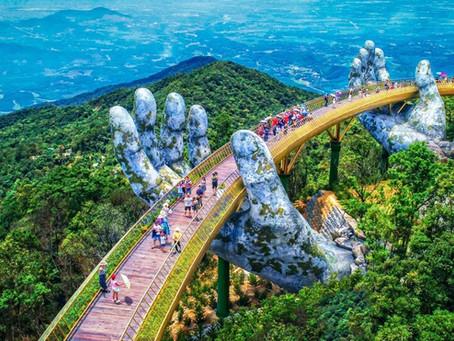 Cầu Vàng Lọt Top Những Cây Cầu Đẹp Nhất Thế Giới