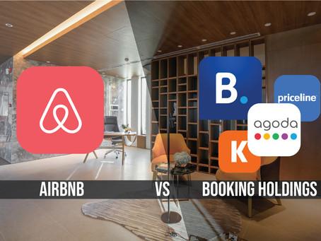 Airbnb và Booking Holdings