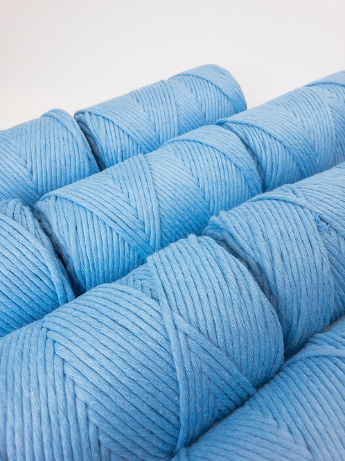 Dream Come Blue |  Recycled Single Ply 100 meters / 500g