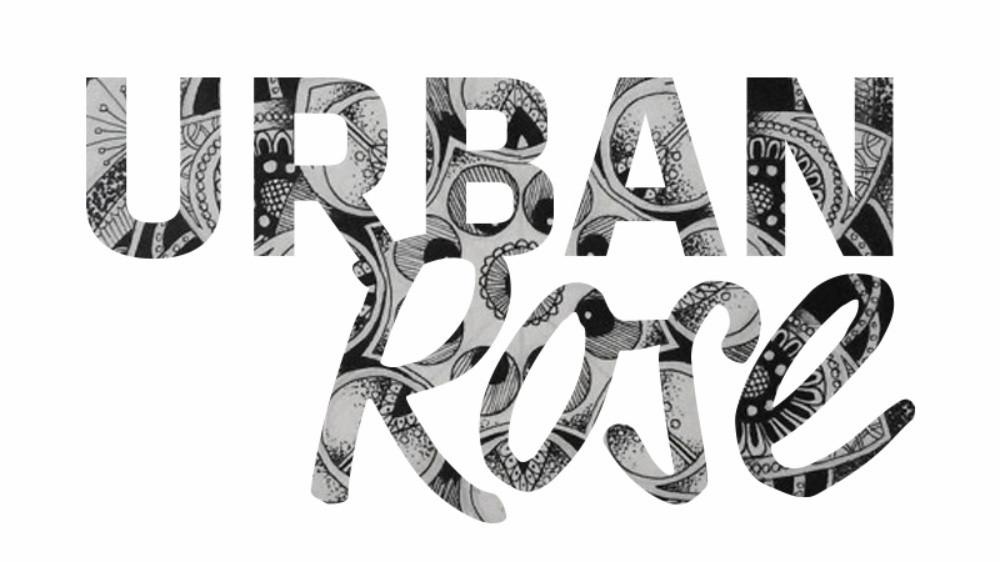 Urban Rose Macrame Logo
