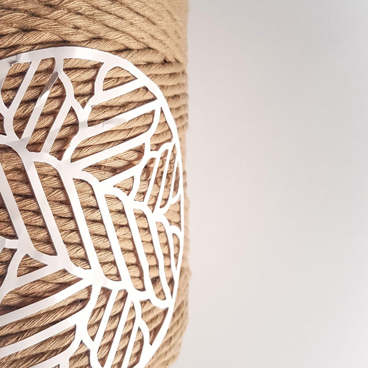 fawn macrame cord