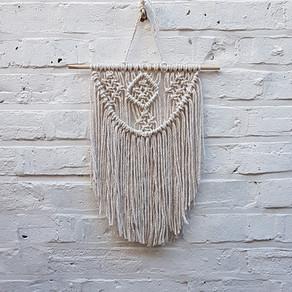DIY Macrame Wall hanging- Beginners Tutorial- Basic Knots Step by Step
