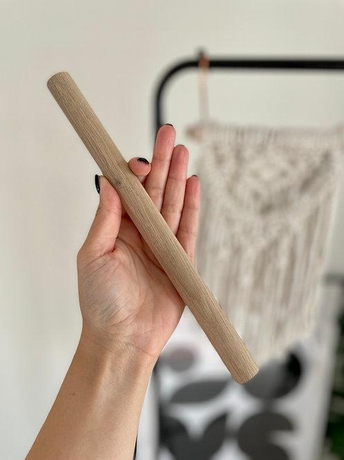 Oak Wooden Dowel - 25cm