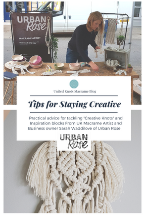 "5 Ways to shift ""Creative Knots"" - Tips for Staying Creative"