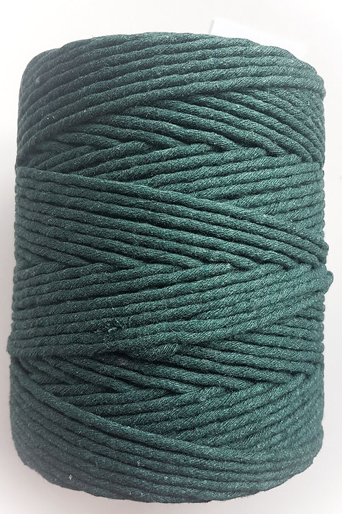 Barmy Army Green Single Ply Macrame Cord