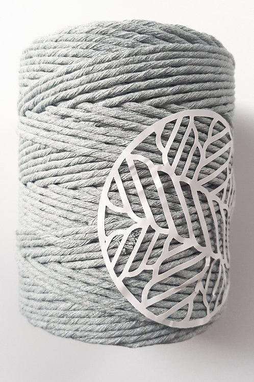 """Stirling"" light Jersey Grey Macrame Cord"