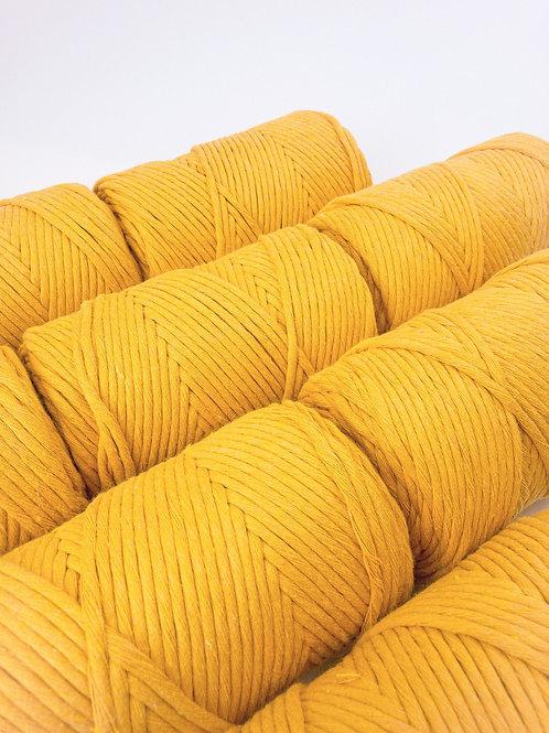 Pumpkin   Recycled Single Ply 100 meters / 500g