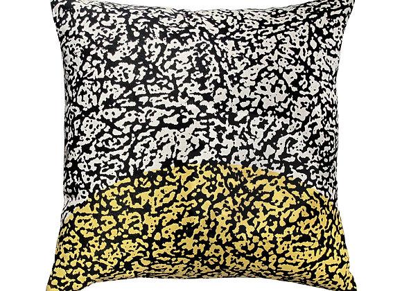 Yellow Stack Cushion