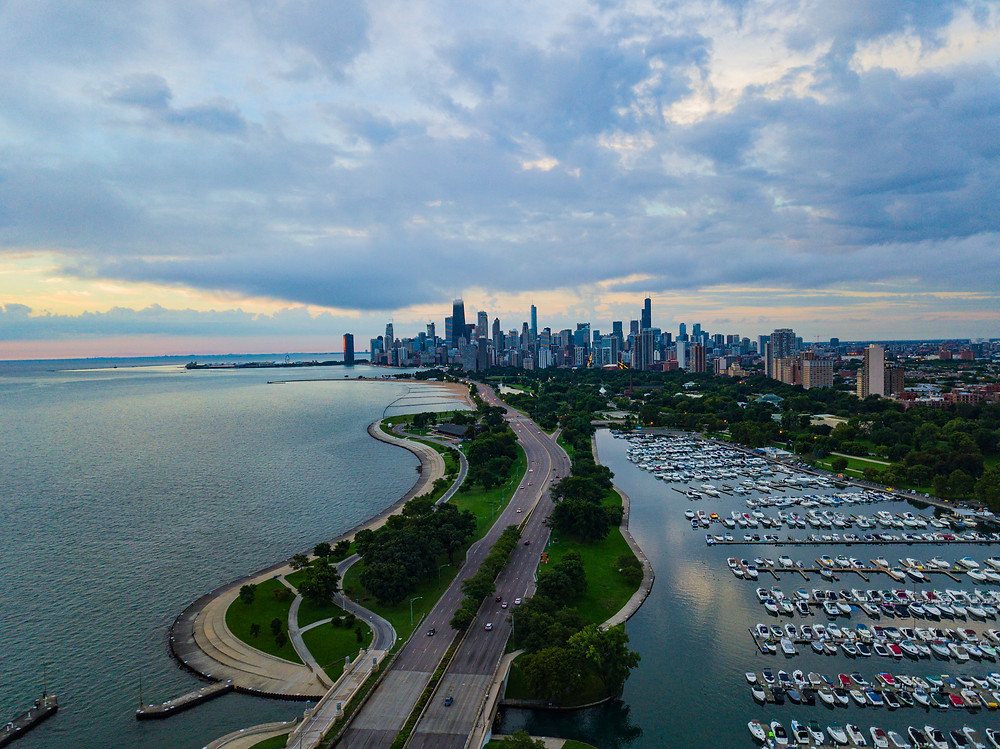 A more recent picture of Chicago skyline!
