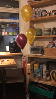 Balloon Display