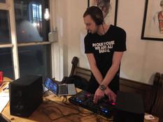 DJ- Robert Fitzgerald