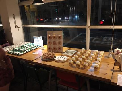 Food & Nibble Table
