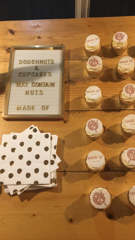 Nutritional Information & Branded Doughnuts