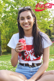 Ecommercial Marketing Shoot Based on Coca Cola