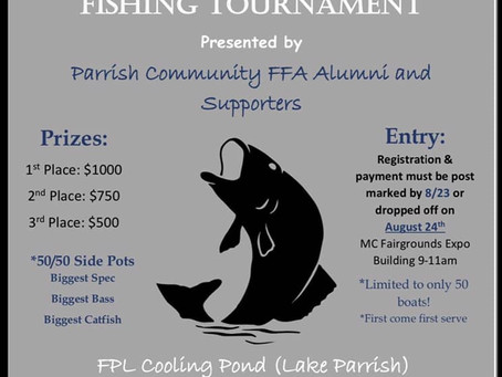 Hooks 'N Horns Fishing Tournament