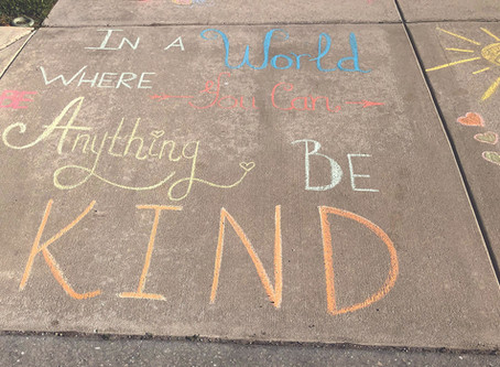 Parrish Chalk Your Walk