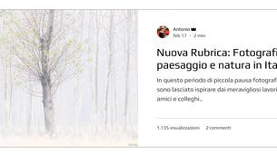 Fotografi di Paesaggio e Natura in Italia