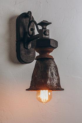 מנורת פעמון קיר