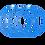 Thumbnail: 12 cercles de pétanque pliants Obut