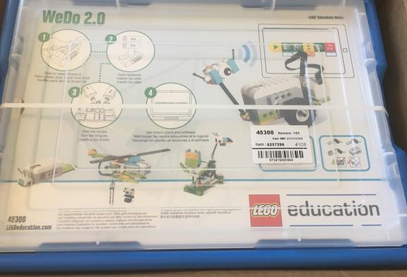 WeDo Lego Kit