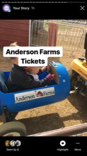 Anderson Farms Tickets