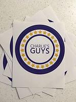 charlies guys stickers image