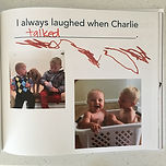 personalized picture memory album picture