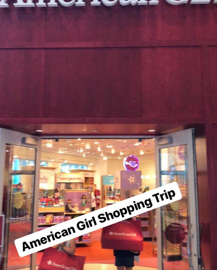 American Girl Days