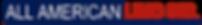 all american limo inc. logo