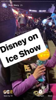 Disney on Ice Show