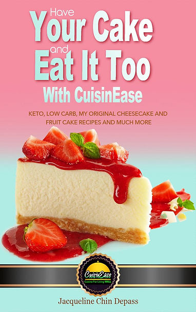 cover page HAVE YOUR CAKE AND EAT IT TOO
