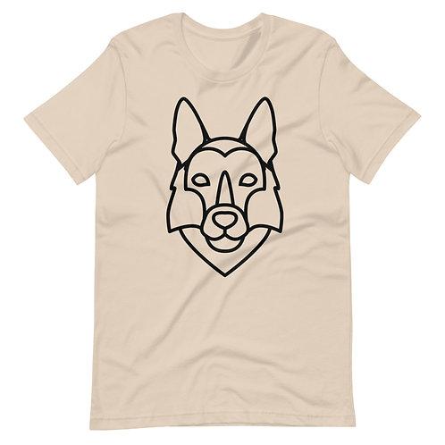 Teddy Rose Short-Sleeve Unisex T-Shirt