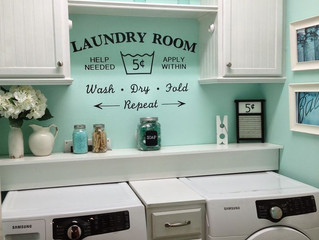 Aging in Place? Get That Laundry Room Out of The Basement!