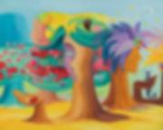 심리화-비밀의 화원2watercolor on arches 2008' 91