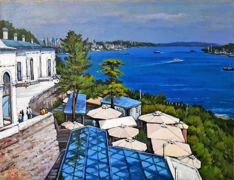 2. Istanbul of Turkey(이스탄불, 터키) 65.1x50.0(15호)