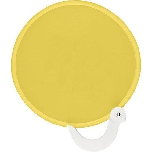 Yellow Breezer Fan (Round)