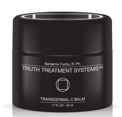 Truth Treatment Systems Transdermal C Balm