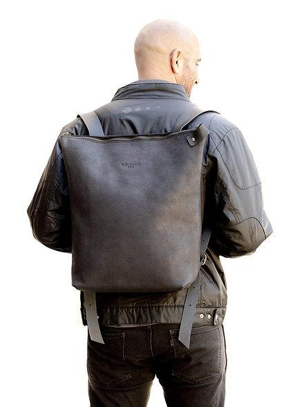 Berlin -Leather Handmade Backpack