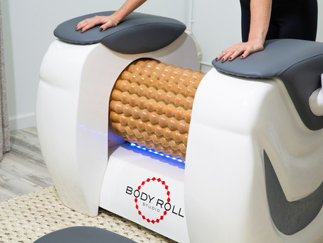 Body Roll Massage: Lymphatic Drainage and Other AMAZING Benefits!
