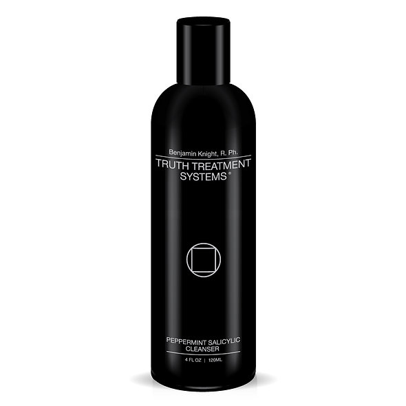 TRUTH PEPPERMINT SALICYLIC CLEANSER