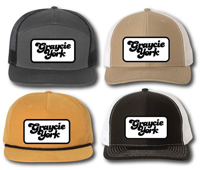 Graycie York Hat