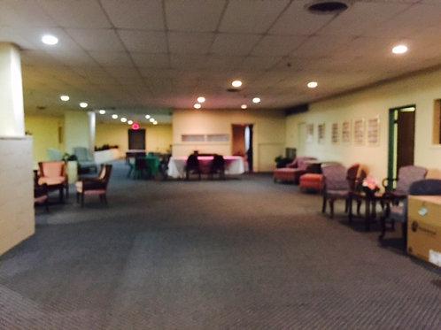 ICF Center CAPITAL IMPROVEMENT