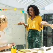 Business Mentoring & Staff Training