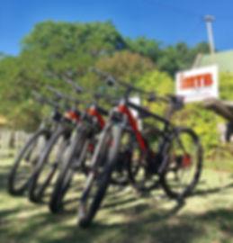 Mountain Bikes for rent