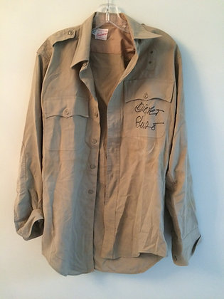 The original Bill Boss outfit, signed!