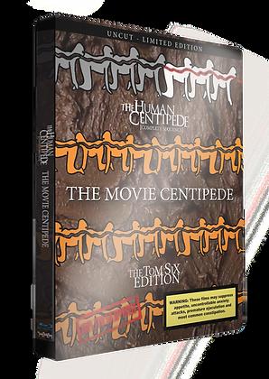 Human Centipede Bluray Steelbook - Movie Centipede