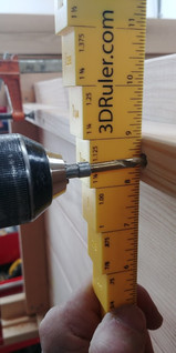 Portable Drill Depth Stop